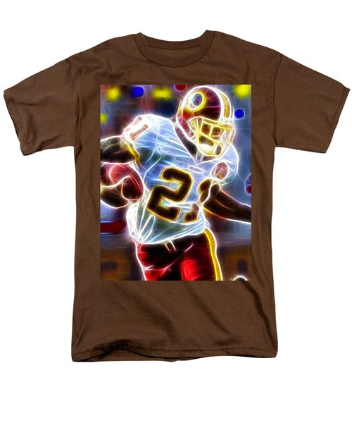 Men's T-Shirt  (Regular Fit) featuring the painting Magical Sean Taylor by Paul Van Scott