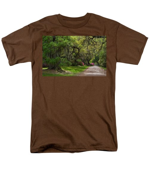 Magnolia Plantation And Gardens Men's T-Shirt  (Regular Fit)