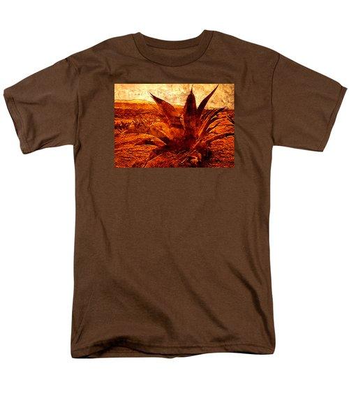 Maguey Agave Men's T-Shirt  (Regular Fit) by J- J- Espinoza