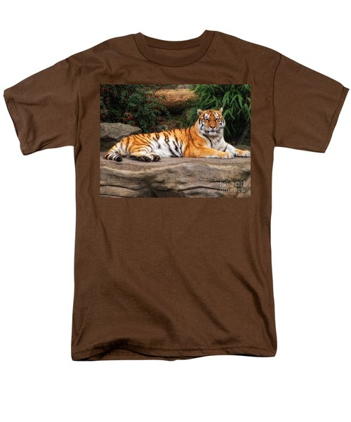 Majestic Men's T-Shirt  (Regular Fit) by Shari Nees
