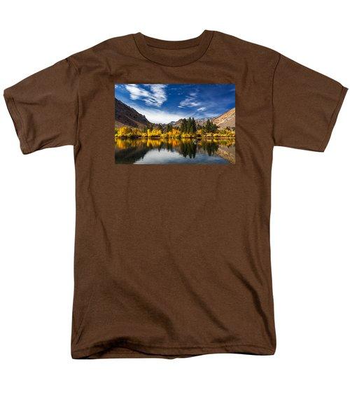 Majestic Men's T-Shirt  (Regular Fit) by Tassanee Angiolillo