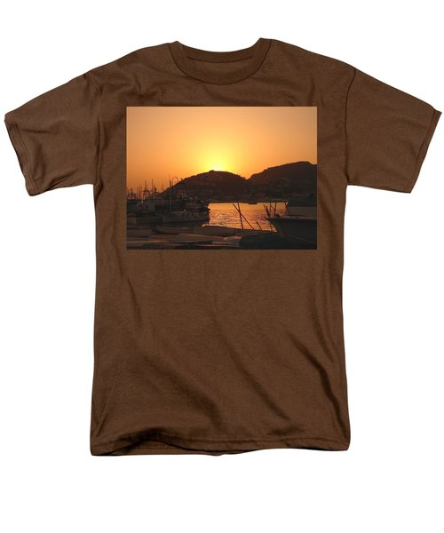 Men's T-Shirt  (Regular Fit) featuring the photograph Mallorca 1 by Ana Maria Edulescu