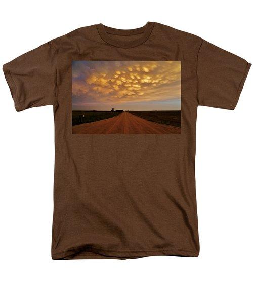 Mammatus Road Men's T-Shirt  (Regular Fit) by Ed Sweeney