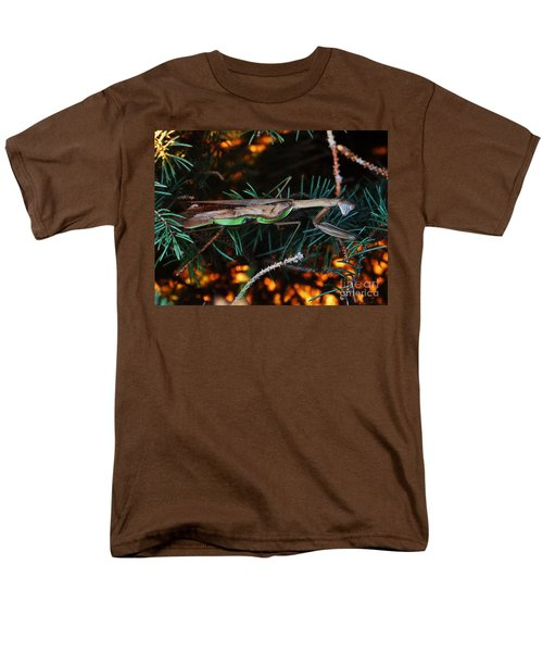 Men's T-Shirt  (Regular Fit) featuring the photograph Mantis  by J L Zarek