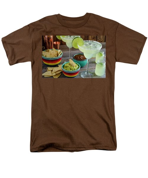 Men's T-Shirt  (Regular Fit) featuring the photograph Margarita Party by Teri Virbickis