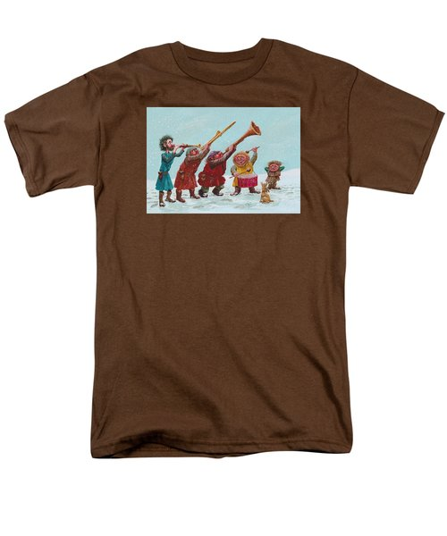 Medieval Merriment Men's T-Shirt  (Regular Fit) by Charles Cater