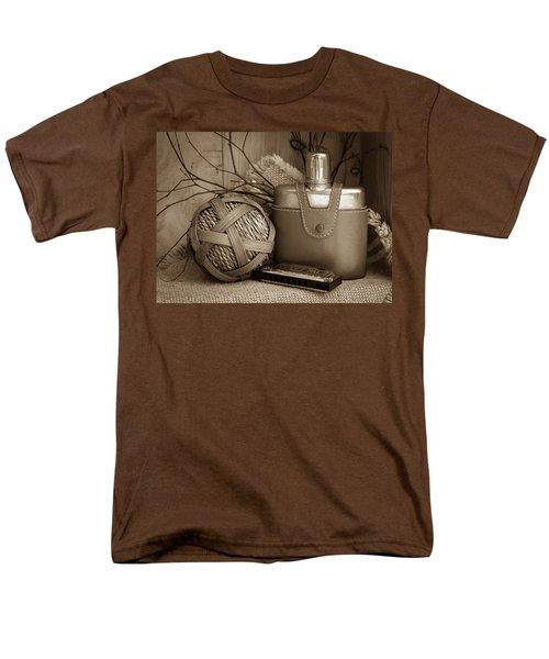 Memories Of The Past Men's T-Shirt  (Regular Fit)