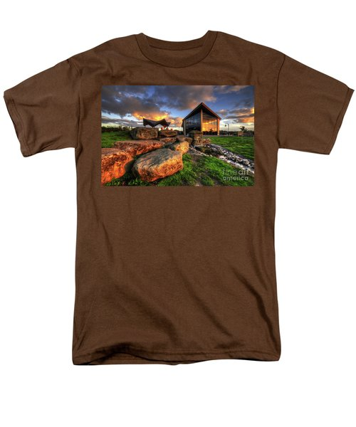 Men's T-Shirt  (Regular Fit) featuring the photograph Mercia Marina 15.0 by Yhun Suarez