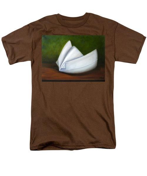 Methodist-kahler School Of Nursing Men's T-Shirt  (Regular Fit)