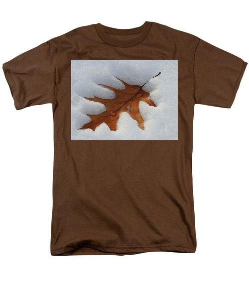 Mighty Oak Men's T-Shirt  (Regular Fit) by Betty-Anne McDonald