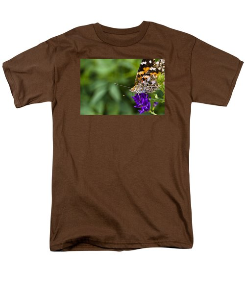 Monarch Butterfly Men's T-Shirt  (Regular Fit) by Marlo Horne