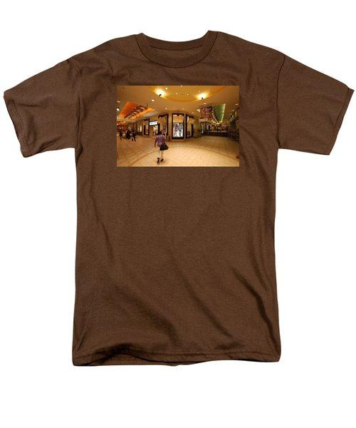 Montreal Underground Men's T-Shirt  (Regular Fit) by John Schneider