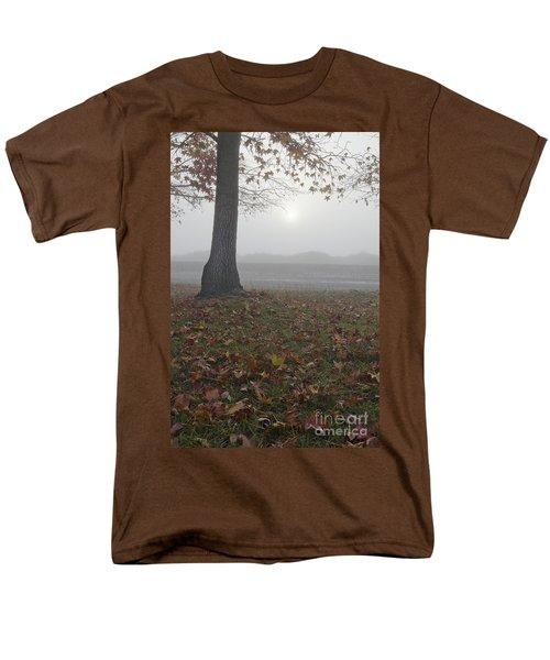 Morning Fog Men's T-Shirt  (Regular Fit) by Jim and Emily Bush