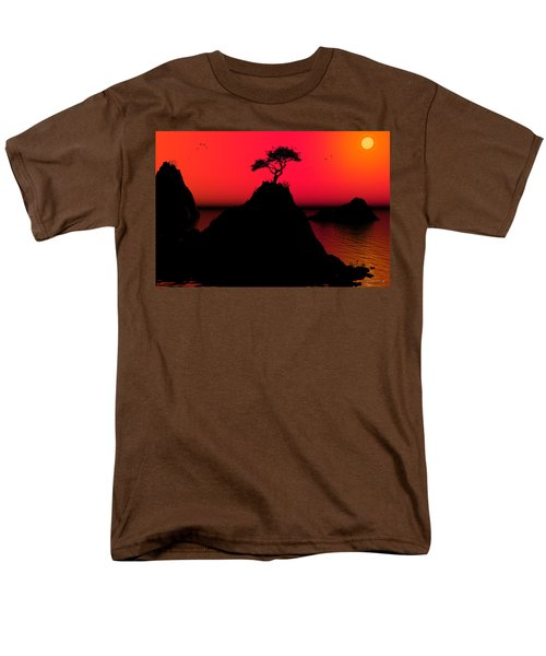Morning Light Men's T-Shirt  (Regular Fit) by Robert Orinski