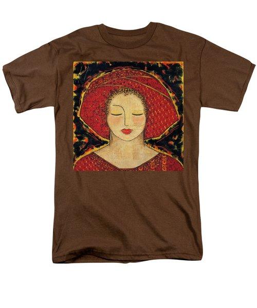 Morning Meditation Men's T-Shirt  (Regular Fit) by Gloria Rothrock