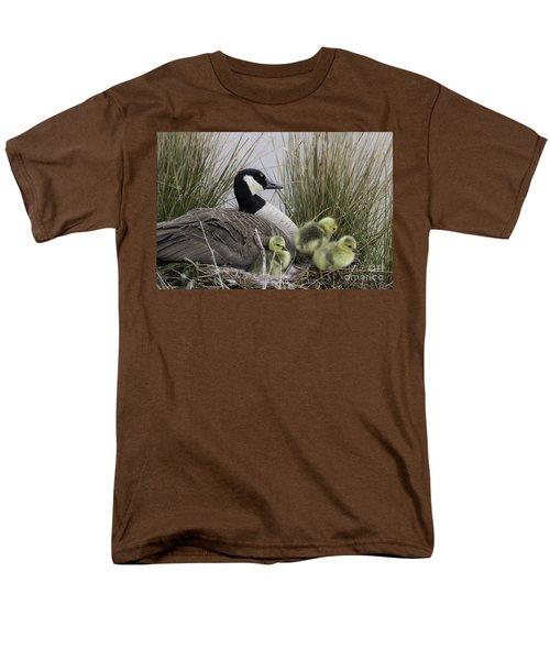 Mother Goose Men's T-Shirt  (Regular Fit)