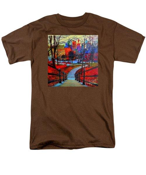 Mount Royal Peel's Exit Men's T-Shirt  (Regular Fit)