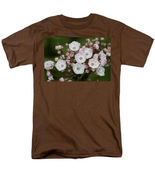 Mountain Laurel I Men's T-Shirt  (Regular Fit) by Henri Irizarri