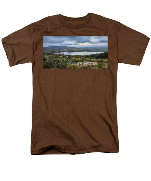 Mountain View Men's T-Shirt  (Regular Fit) by Jane Luxton