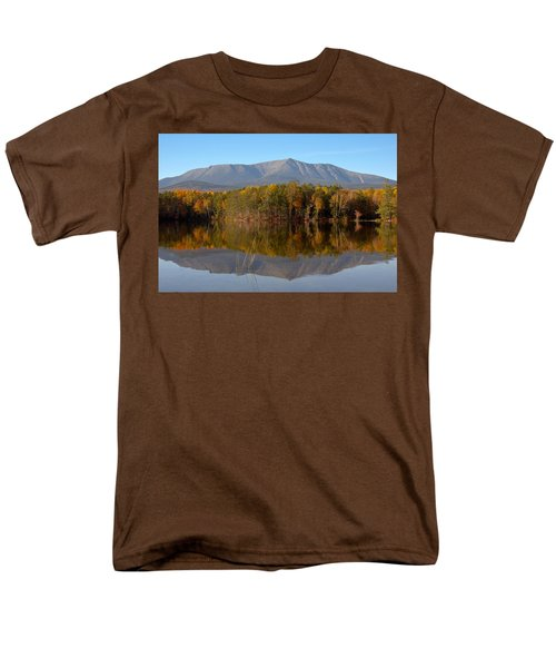Mt Katahdin Baxter State Park Fall 1 Men's T-Shirt  (Regular Fit) by Glenn Gordon