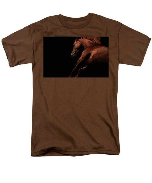 Muscle And Motion Men's T-Shirt  (Regular Fit)