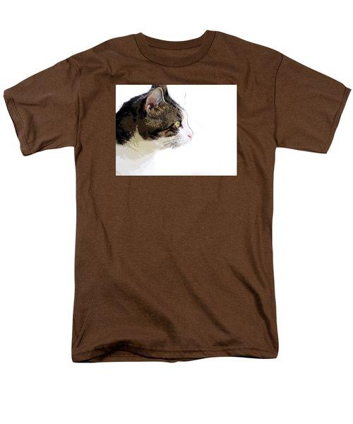 My Cat Men's T-Shirt  (Regular Fit) by Craig Walters