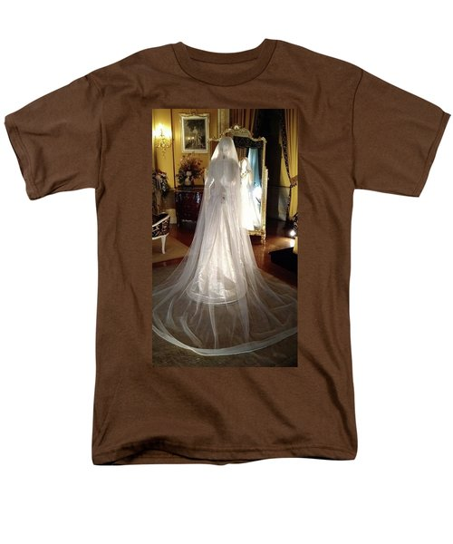 Men's T-Shirt  (Regular Fit) featuring the photograph My Wedding Gown by Gary Smith