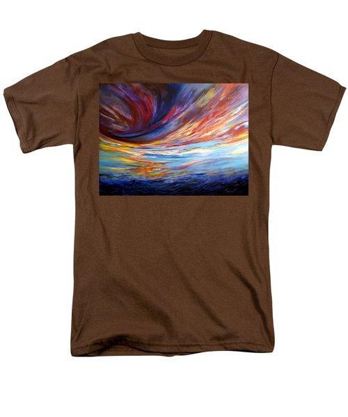 Natchez Sky Men's T-Shirt  (Regular Fit)