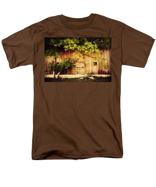 Natures Awning Men's T-Shirt  (Regular Fit) by Julie Hamilton