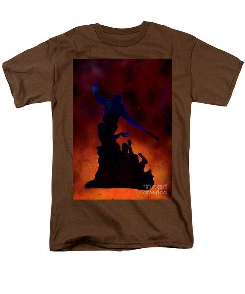 Negan Inferno Men's T-Shirt  (Regular Fit) by Justin Moore