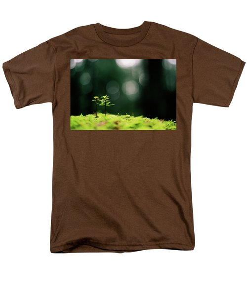 New Forest Men's T-Shirt  (Regular Fit) by Cathie Douglas