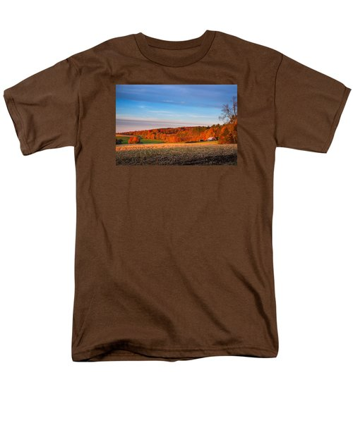 New Hampshire Country Men's T-Shirt  (Regular Fit)