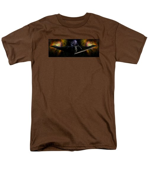 Men's T-Shirt  (Regular Fit) featuring the photograph Nigfhtstalker by Mario Carini