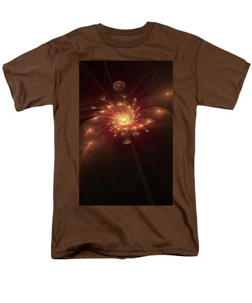 Night Bloom Men's T-Shirt  (Regular Fit) by Svetlana Nikolova