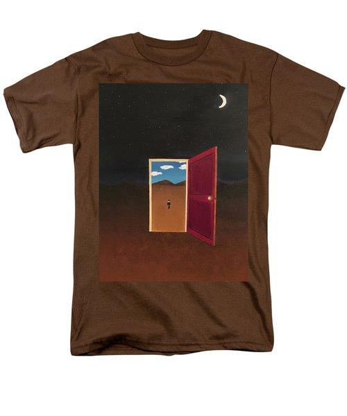 Night Into Day Men's T-Shirt  (Regular Fit)