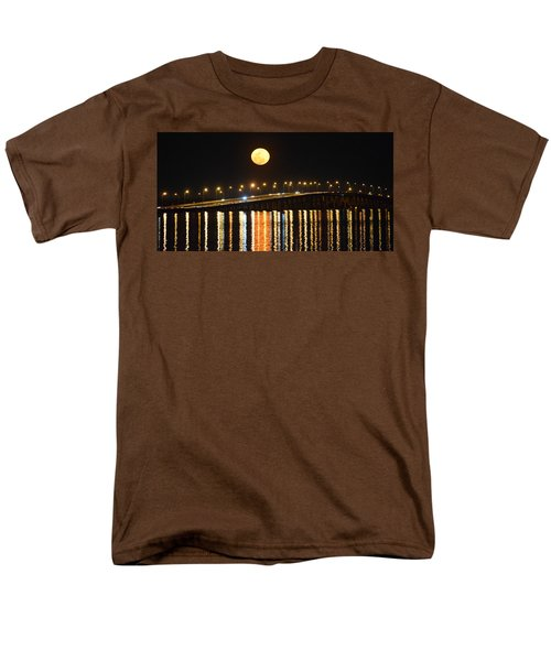 Night Of Lights Men's T-Shirt  (Regular Fit) by Gary Smith