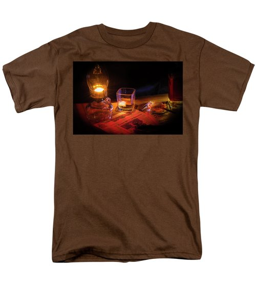 Night Work Men's T-Shirt  (Regular Fit) by Mark Dunton
