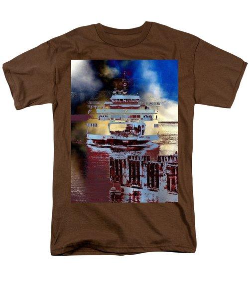 Now Arriving Men's T-Shirt  (Regular Fit) by Tim Allen