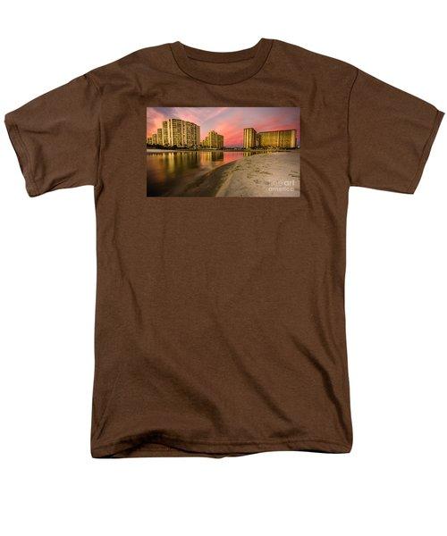 Ocean Creek Men's T-Shirt  (Regular Fit) by David Smith