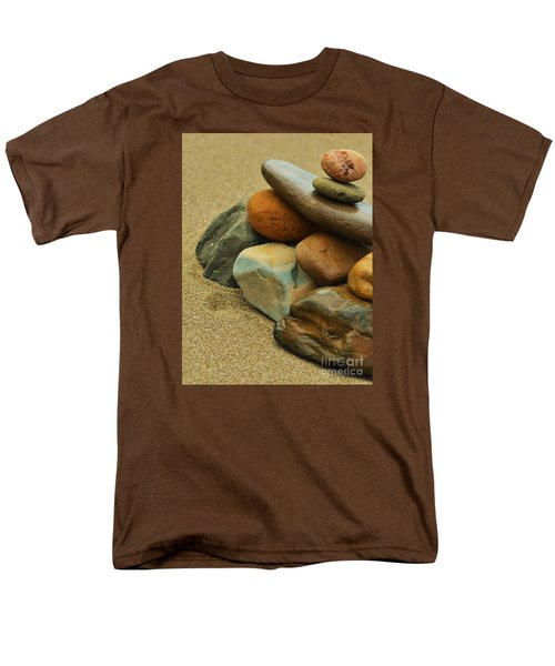 Ocean's Art Men's T-Shirt  (Regular Fit) by Pamela Blizzard