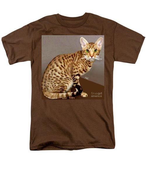 Ocicat Men's T-Shirt  (Regular Fit)
