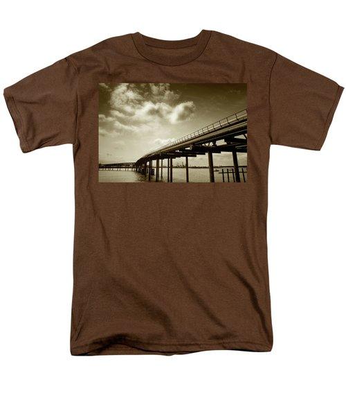 Oil Bridge II Men's T-Shirt  (Regular Fit) by Joseph Westrupp