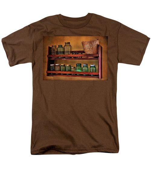 Old Jars Men's T-Shirt  (Regular Fit)