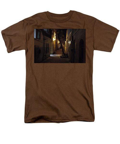 Old Jerusalem Men's T-Shirt  (Regular Fit) by Shlomo Zangilevitch