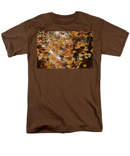 On The Water Men's T-Shirt  (Regular Fit) by Michael McGowan