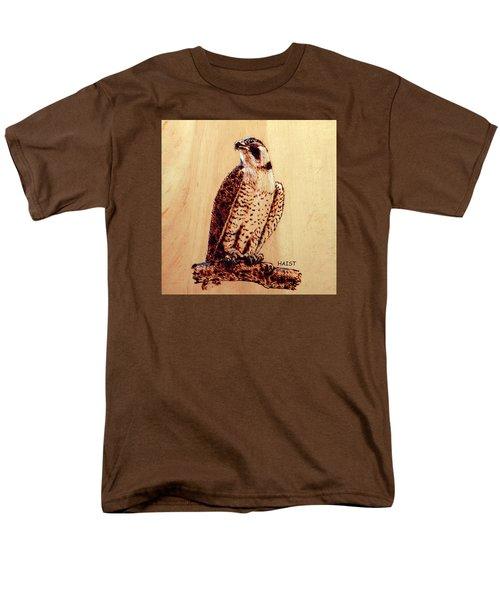 Osprey 2 Pillow/bag Men's T-Shirt  (Regular Fit) by Ron Haist