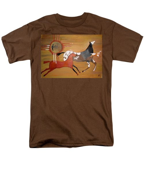 Out Of The Past Men's T-Shirt  (Regular Fit)