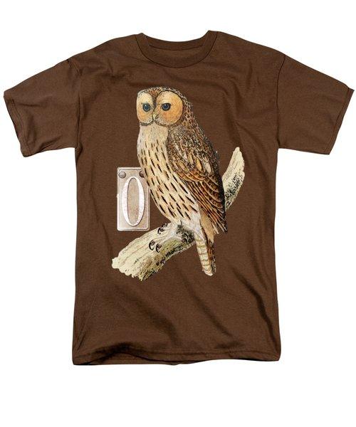 Owl T Shirt Design Men's T-Shirt  (Regular Fit)