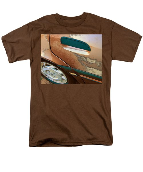 Paint Job Men's T-Shirt  (Regular Fit) by Lenore Senior