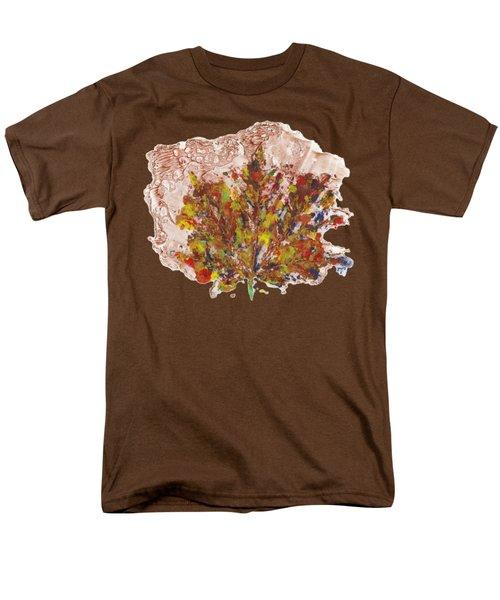 Painted Nature 3 Men's T-Shirt  (Regular Fit) by Sami Tiainen